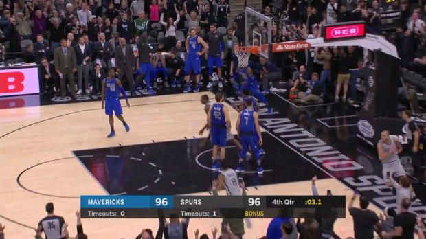 WSC: Top play by Manu Ginobili