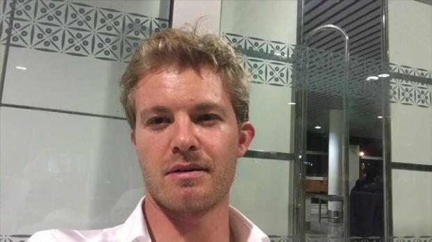 """F1: Rosberg: """"Guter Tag für unseren Sport"""""""