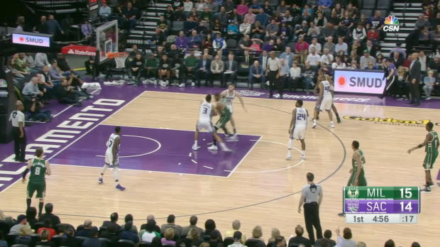 GAME RECAP: Bucks 116, Kings 98