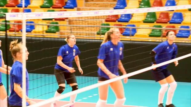 Baku erwartet Volleyball auf Weltniveau
