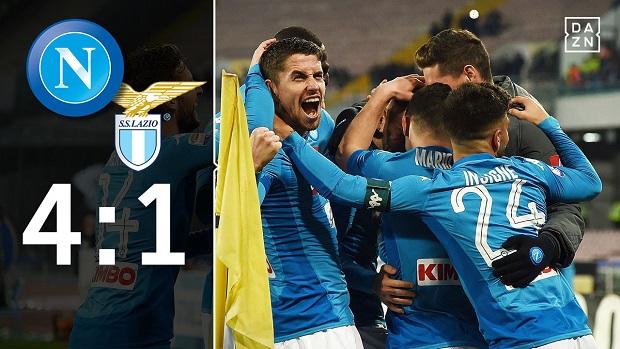 Neapel - Lazio
