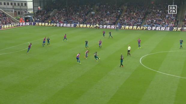 Crystal Palace - Southampton