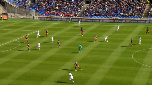 Ligue 1 Round 35: Montpellier 4-1 Troyes