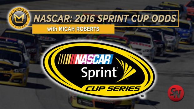 2016 NASCAR Sprint Cup odds
