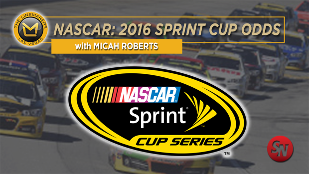 2016 NSACAR Sprintcup Odds
