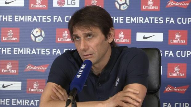 Conte: Wir müssen alles für diesen Klub geben