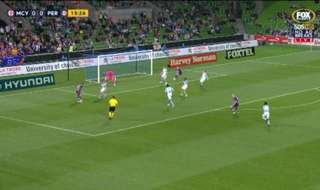 Perth Glory will face Sydney FC in the Hyundai A-League Semi Finals after downing Melbourne City 2-0 in the Elimination Final.