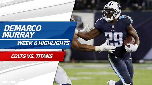 DeMarco Murray highlights | Week 6