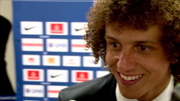 PSG - David Luiz : 'Heureux et fatigu�'