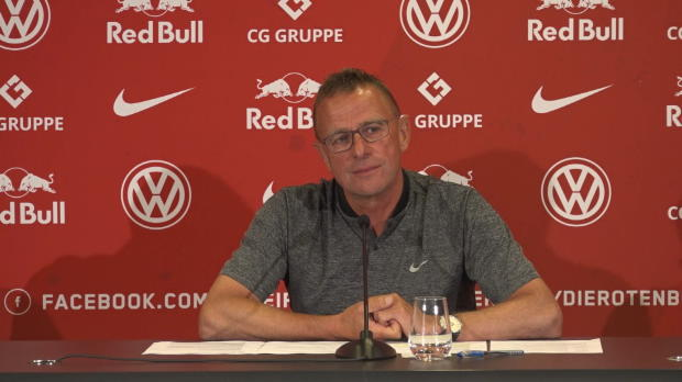 Rangnick über Leipzigs Neue und Transfer-Pläne