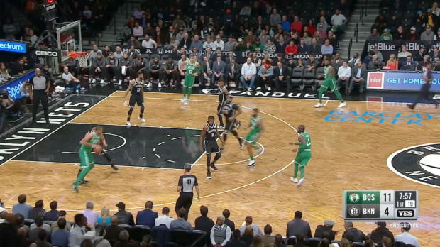 GAME RECAP: Celtics109, Nets 102