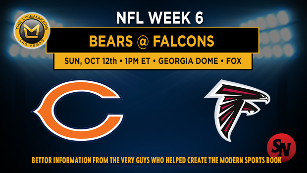 Chicago Bears @ Atlanta Falcons
