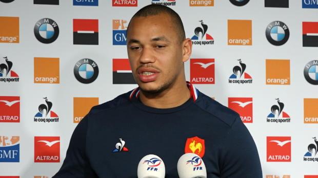 """Rugby : XV de France - Fickou - """"On ne pense pas à la cuillière de bois"""""""