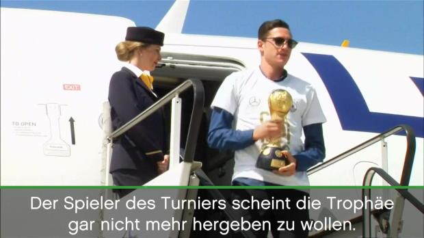 Confed Cup: Die Rückkehr der jungen Helden