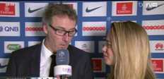 """Blanc : """"Le match de Cavani était insuffisant"""""""