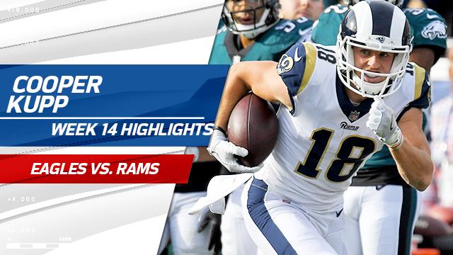 Los Angeles Rams wide receiver Cooper Kupp highlights | Week 14