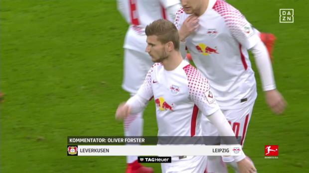 Bayer 04 Leverkusen - RB Leipzig