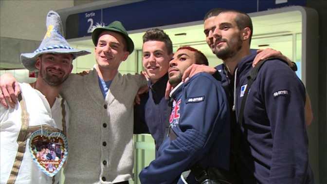 Volley-ball - Les Bleus de retour à Roissy