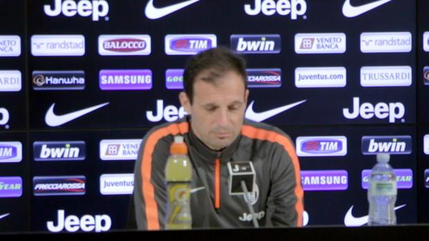 Avant le match dimanche à Udinese qui pourrait permettre à la Juventus Turin de mettre la Roma à 9 points, le technicien italien est revenu sur les rumeurs de tensions avec Arturo Vidal.
