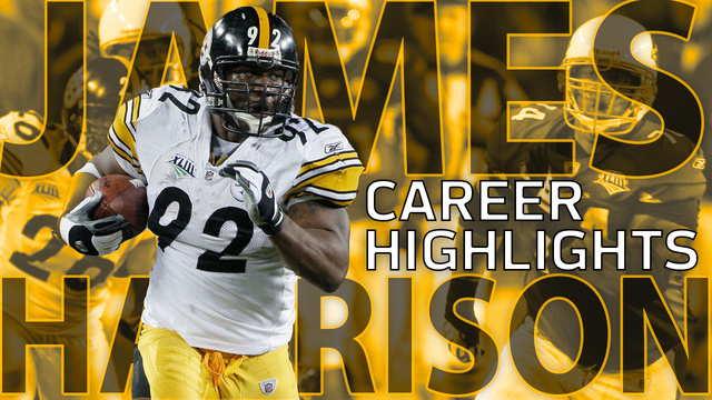 James Harrison career highlights | NFL Legends