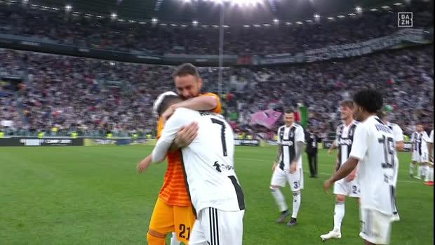Video: Serie A: Juventus - Florenz | DAZN Highlights