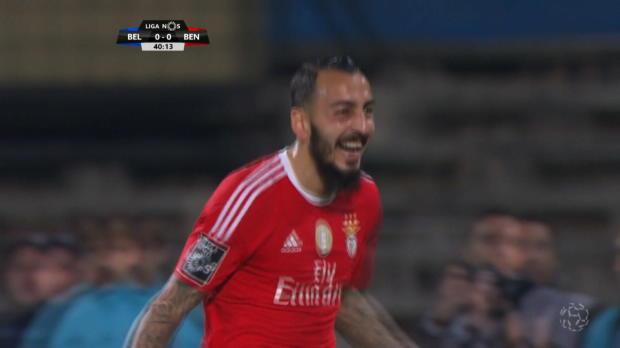 Mitroglou schießt Benfica an die Spitze