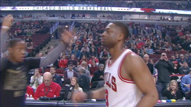 GAME RECAP: Bulls 128, Suns 121