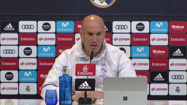 """Zidane: """"Gareth Bale ist bei 100 Prozent"""""""