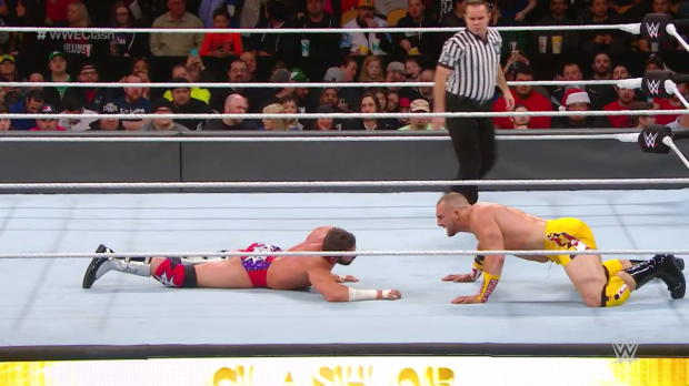 Mojo Rawley brings the fight to former ally Zack Ryder: WWE Clash of Champions 2017 Kickoff Match