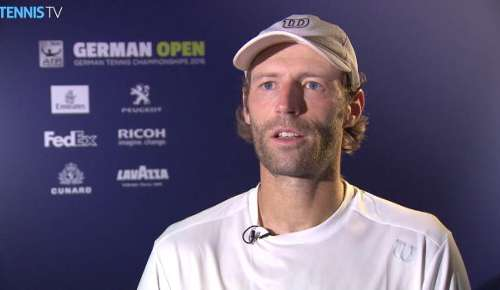 Robert Interview: ATP Hamburg QF