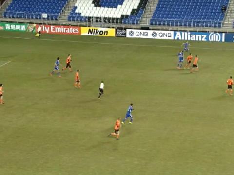 لقطة: كرة قدم: أورسيتش يجتاز طول الملعب ليسجّل هدفًا من نسج الخيال