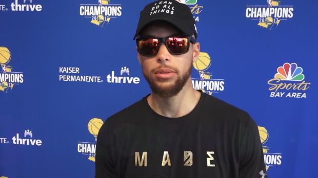 """Basket : Golden State - Curry - """"Les fans ont toujours répondu présent"""""""