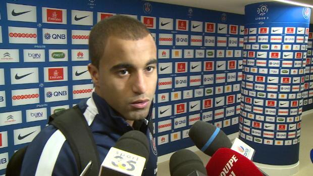 Le PSG n'avait pas l'air inspiré, samedi, lors de son match nul à domicile contre Montpellier (0-0). Lucas Moura pense que la trêve fera du bien aux siens.