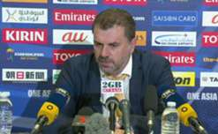 Caltex Socceroos boss Ange Postecoglou said he was pleased with his side's performance in their  2-0 win over UAE.