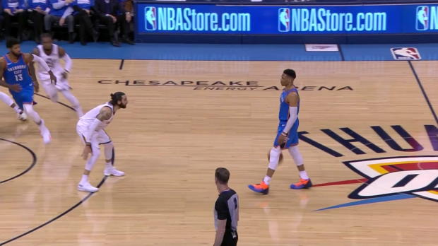 WSC: Paul George, Russell Westbrook Top Plays vs. Utah Jazz