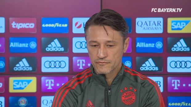 """Kovac vor VfB: """"Werden uns strecken müssen"""""""