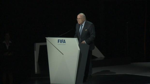 """FIFA: Blatter: Skandal? """"Ein paar Einzelne!"""""""