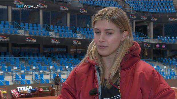 "Bouchard: ""Sharapova ist eine Betrügerin"""