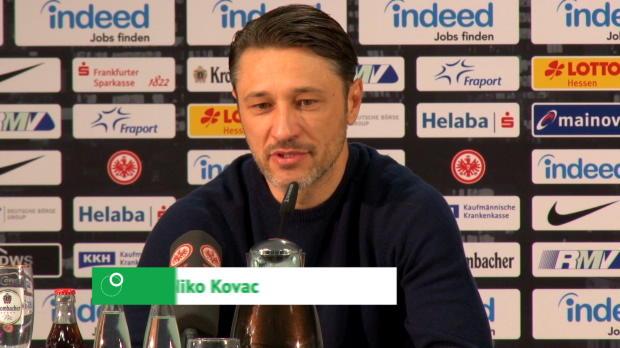 """Experten? Kovac: """"Sollten auch bewertet werden"""""""