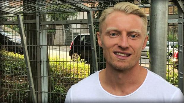 VFB Rückkehrer Beck mit Liebeserklärung an Stuttgart