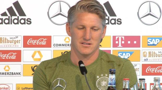 """Schweinsteiger: """"Der Fußball hat auch Tiefen"""""""