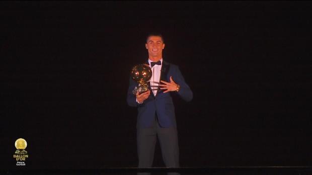 Weltfußballer! Ronaldo zieht gleich mit Messi