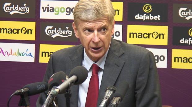 Après la défaite en Ligue des champions contre Dortmund, Arsenal s'est repris en allant gagner 0-3 sur le terrain d'Aston Villa, au grand plaisir d'Arsène Wenger.