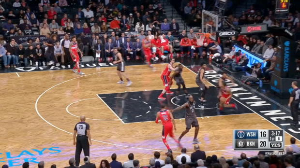 GAME RECAP: Nets 103, Wizards 98