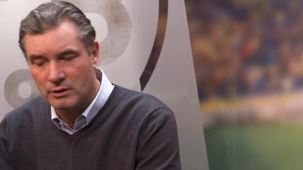 """Zorc: """"Europapokal ist schönes Sahnehäubchen"""""""