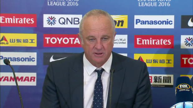 Sydney FC ACL MD2 press conference