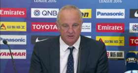 Graham Arnold says the Sky Blues' performance against ACL champions should be a marker for the rest of the season.