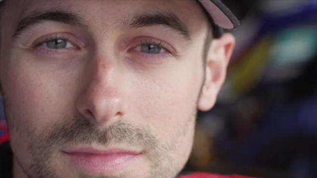 Eugene Laverty looks back at WSBK testing