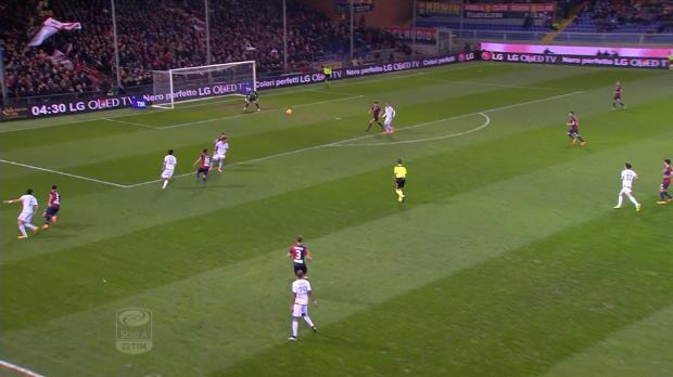 Serie A Round 24: Genoa 0-0 Lazio