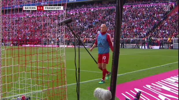 Ribery mit einem Traum-Solo zum Abschluss | Bundesliga Viral